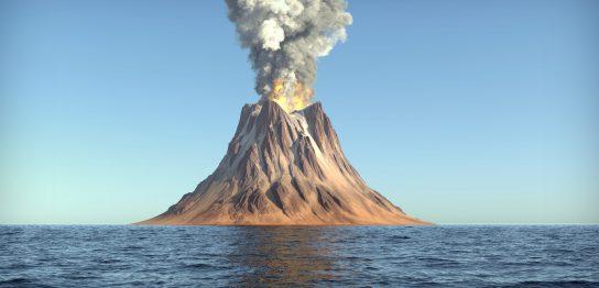 噴火が起きたら