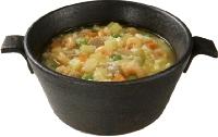 サバイバルフーズ(小缶=2&ハーフ) スペースセーバー コンプレス 洋風えび雑炊