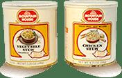25年保存可能非常食サバイバルフーズ1985年パッケージ