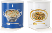 25年保存できる災害用超・長期備蓄食料(非常食)サバイバルフーズの永谷園製新商品のパッケージ