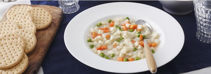 おいしい食事は、災害時にあなたの心身の健康を守ります